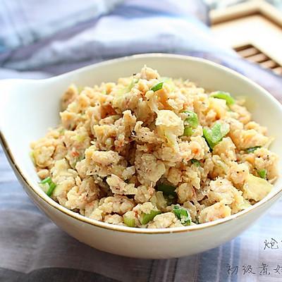 下饭小菜炝虾酱