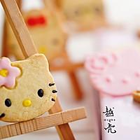 萌萌Kitty饼干,给孩子六一节的礼物的做法图解10