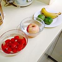 创意水果拼盘—绿意盎然的做法图解1