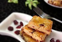 蔓越莓奶酥#十二道锋味复刻#的做法