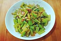 蒜香芹菜的做法