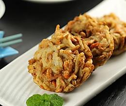 -河虾萝卜丝饼的做法