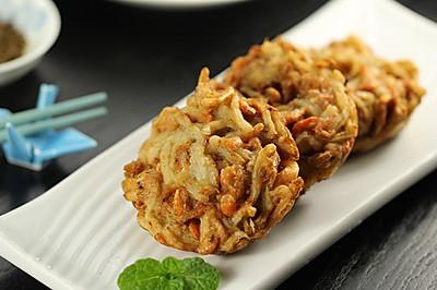 -河虾萝卜丝饼