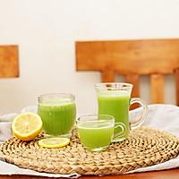 黄瓜雪梨汁的做法图解9