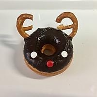 甜美可爱的圣诞甜甜圈#安佳烘焙学院#的做法图解13