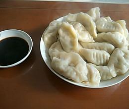 黄韭馅饺子的做法