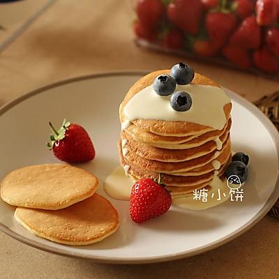 【奶油松饼pancake】