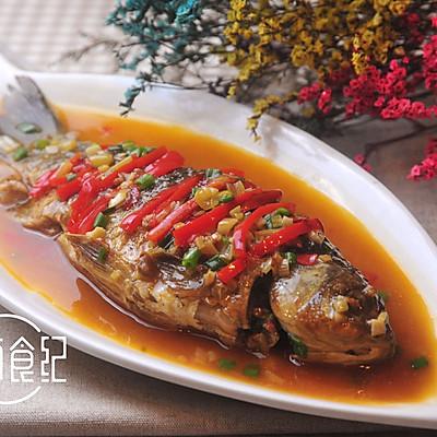 红烧鲫鱼:零经验的拿手菜系列