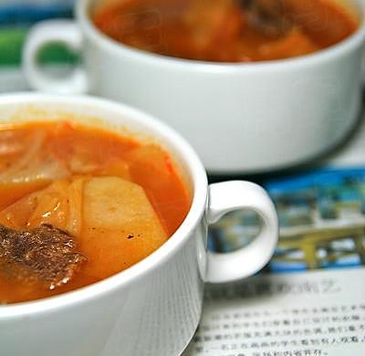 罗宋汤——豆果美食