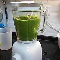 菠菜苹果汁-看着就清爽的做法图解3