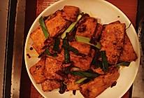 两面黄(豆腐)的做法