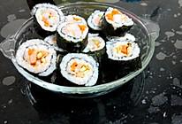 虾仁寿司的做法
