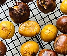 黄油蜂蜜烤板栗的做法