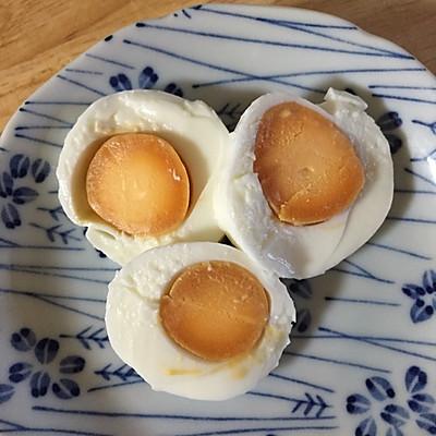 腌鸡蛋的做法 步骤3