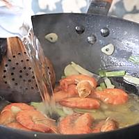 鲜虾粉丝煲的做法图解6