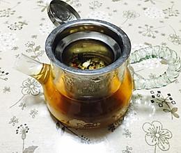 一杯不一样的姜茶暖男必会