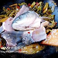 酸菜鱼 超好吃家庭版做法的做法图解4
