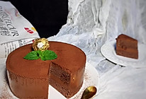 #爱好组-低筋复赛#巧克力慕斯蛋糕的做法