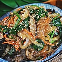 营养全面的韩式素炒杂菜