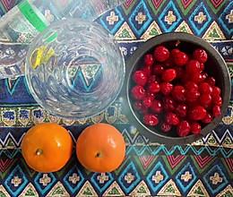 """#""""莓""""好春光日志#蔓越莓橘汁的做法"""