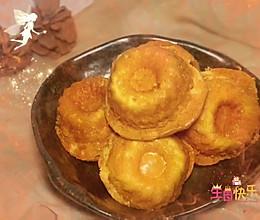 #豆果10周年生日快乐#老式蜂蜜脆皮蛋糕的做法