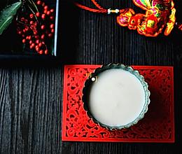 五谷核桃汁:健康营养热饮料自己做的做法