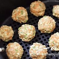 【空气炸锅版】豆腐素丸子的做法图解11