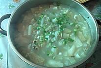 冬瓜竹荪鲜贝汤的做法