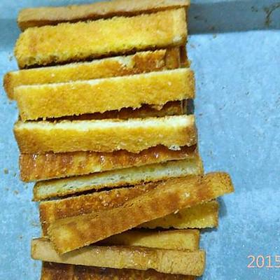 奶稣面包条