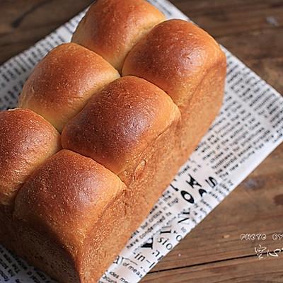 【布里欧修吐司】——象蛋糕的面包
