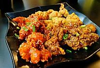 韩式炸鸡米花的做法