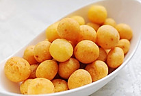 在家的乐趣~炸红薯丸子‼️的做法