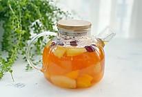 自制冬日热饮水果茶,酸甜好喝又解渴,暖胃又健康的做法
