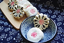 枣泥酥皮月饼&枣花酥的做法