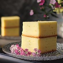 橙汁戚风蛋糕(8蛋方形大蛋糕)