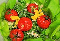番茄低脂沙拉-迷迭香的做法