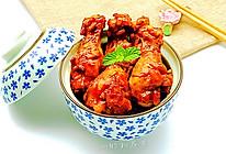 五香红烧鸡腿~~超级美味的做法
