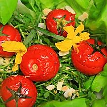 番茄低脂沙拉-迷迭香
