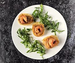 #父亲节,给老爸做道菜#小龙虾泡面的做法