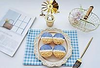 #元宵节美食大赏#面朝大海,春暖花开,把大海画在蛋糕上的做法
