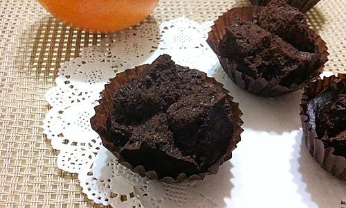 巧克力杯子发糕的做法