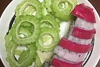 1分钟蔬果盘的做法