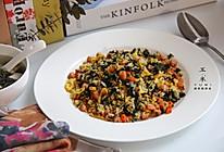 #我为奥运出食力# 紫菜蛋炒饭,不一样的炒饭,10分钟就搞定的做法