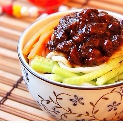 老北京炸酱面之--炸酱篇
