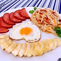 手抓饼开心早餐#初夏搜食#的做法图解11