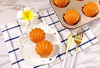 花生酱夹心玛德琳蛋糕的做法