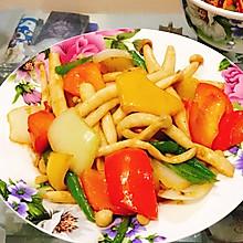 鲍汁海鲜菇