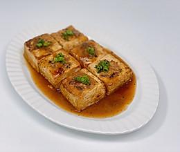 家常煎酿豆腐的做法