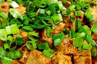 私房豆腐。