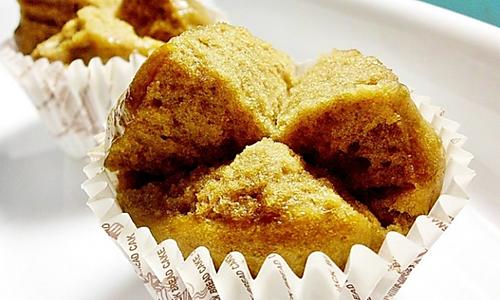 """快手主食:不用发酵的开花红糖发糕(附发糕""""开花""""要点)的做法"""
